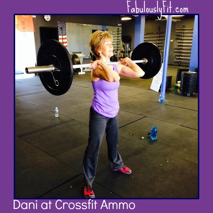 dani lifting w text