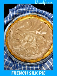 French Silk Pie is so simple and so very delicious.