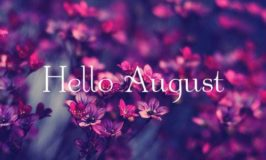 Abounding August