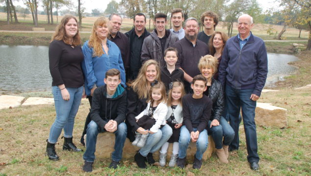 Our Family Thanksgiving Weekend