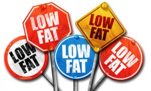 Beware of the Low Fat Campaign