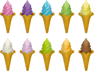 Many flavors in life to try