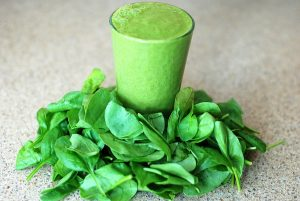 Baby Spinach Smoothie